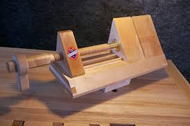 Wooden Bench Vise Screws by June 2015 Lake Erie Toolworks Blog