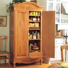 free standing kitchen pantry cupboard cabinet plans home depot