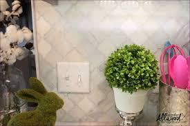 Kitchen Room  Marble Basketweave Backsplash Marble Countertops - Basket weave tile backsplash