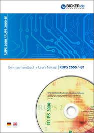 user u0027s manuals download bicker elektronik