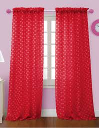 White Polka Dot Sheer Curtains Polka Dot Bright Sheer Curtain Sultans Linens Outs
