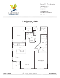 morse 2 bedroom floor plan lakeside apartments