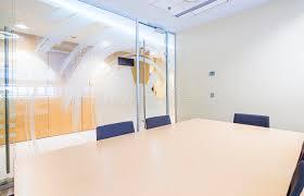 bureau lumineux salle de réunion bureau lumineux moderne photo stock image