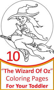 coloring pages wizard of oz cartoons u003e wizard of oz free