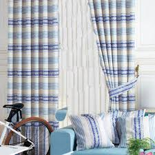 Blue Striped Curtains Best 25 Blue Striped Curtains Ideas On Pinterest French Country