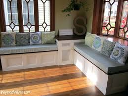 bench seating for kitchen nook building a kitchen bench for nook
