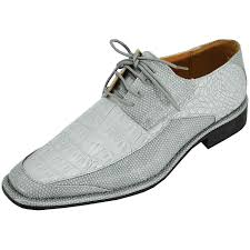 expressions 6445 lt grey mens dress shoes