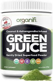 amazon com organifi green juice super food supplement 270g 30