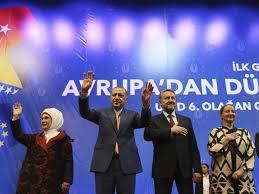 si e de sarajevo wahlkf in sarajevo erdogan bittet türken in europa