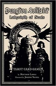 lowes amazon dot black friday dungeon solitaire labyrinth of souls tarot card game matthew