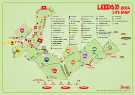 leeds festival guide and information