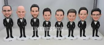 best and groomsmen gifts rushing for the best groomsmen gifts online custom bobblehead