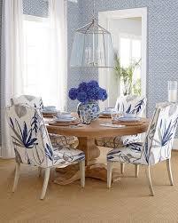 Best  White Dining Rooms Ideas On Pinterest Classic Dining - Blue and white dining room