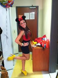 Minnie Mouse Halloween Costume Diy 177 Creative Costumes Images Halloween Ideas