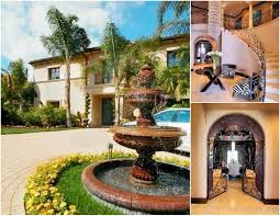 celebrity homes celeb r e kardashian odom quietly selling