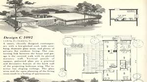 retro ranch house plans baby nursery atomic ranch floor plans atomic ranch floor plans