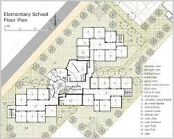 admin building floor plan surkis elementary school kfar saba israel designshare projects