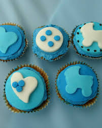 Home Made Baby Shower Decorations by Your Best Baby Shower Cupcakes Martha Stewart