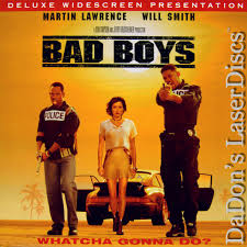 Bad Boys Ii Bad Boys Laserdisc Rare Laserdiscs Widescreen Editions