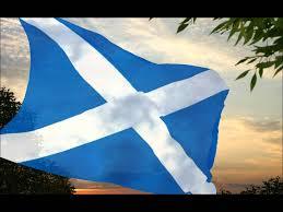 flag of scotland loch lomond youtube