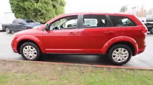 Dodge Journey Se - 2015 dodge journey se red ft596155 bellevue seattle youtube