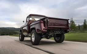 chevy truck with corvette engine napco with corvette engine by legacy truck insidehook