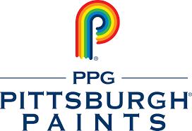 ppg paint 2017 grasscloth wallpaper