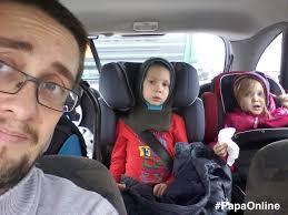 test papa a testé pour vous le siège solution x2 fix