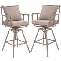 adjustable outdoor bar stools outdoor bar stools walmart com