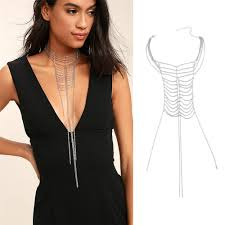 chain necklace dress images Multi layered necklaces archives ushoptwo png