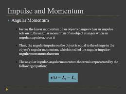 momentum conservation of ppt