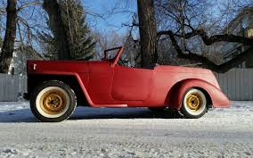 willys jeepster for sale 1948 jeepster jeeprod lumsden canada ebay ewillys