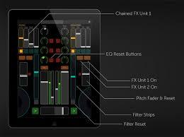 touchosc ipad layout for traktor pro pro 2 cdj 1000 inspired