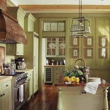 Green Painted Kitchen Cabinets Smart Painting Kitchen Cabinets Ideas With Single Or Color