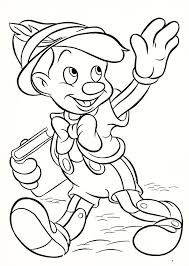 62 disney pinocchio coloring pages disney images
