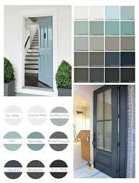 front door colors for gray house popular front door paint colors