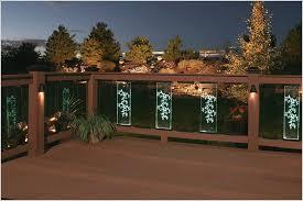 solar powered deck post lights led deck post lights premium cast led post cap light by dekor led