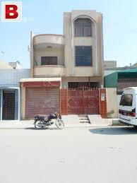 120 yard home design double story 120 sq yards house shop for sale karachi