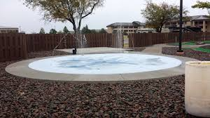 splash pad news and information raind deck
