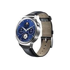 huawei watch black friday amazon amazon com huawei watch w1 silver frame leather belt android ios