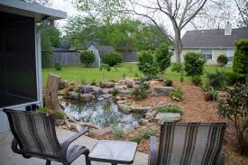 exterior 41 small backyard pond ideas koi ponds 17 best images