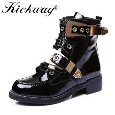 style motorcycle boots online get cheap punk metal boots aliexpress com alibaba group