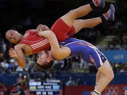 wrestling for health