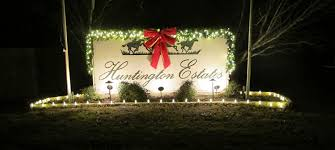 Commercial Lighting Company Commercial Christmas Lighting Installation In Austin Plantscape