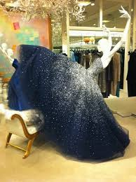 blue quinceanera dresses buy luxurious gown strapless beading tulle navy blue