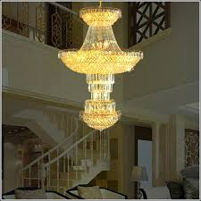 Largest Chandelier Chandelier For High Ceiling Foyer Hotel Lobby Crystal Chandelier