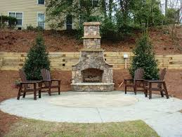 outdoor wood fireplace kits fireplace ideas