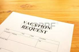 holiday request formvacation request form 9 sample vacation