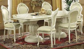 4 Chair Dining Sets Italian Dining Set With 6 Chairs Plush Furnishers Ltd