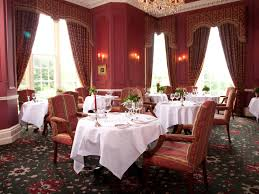 baronial castle dining room exclusive use